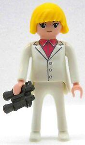 Agent De Dallas Playmobil à Super 4 Space Magique Agent Scintiller Ruby Alex - Petit Profit