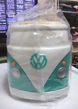 Volkswagen VW Toaster Blue BOX Original Mini bus Le NEW in Box Free Shipping