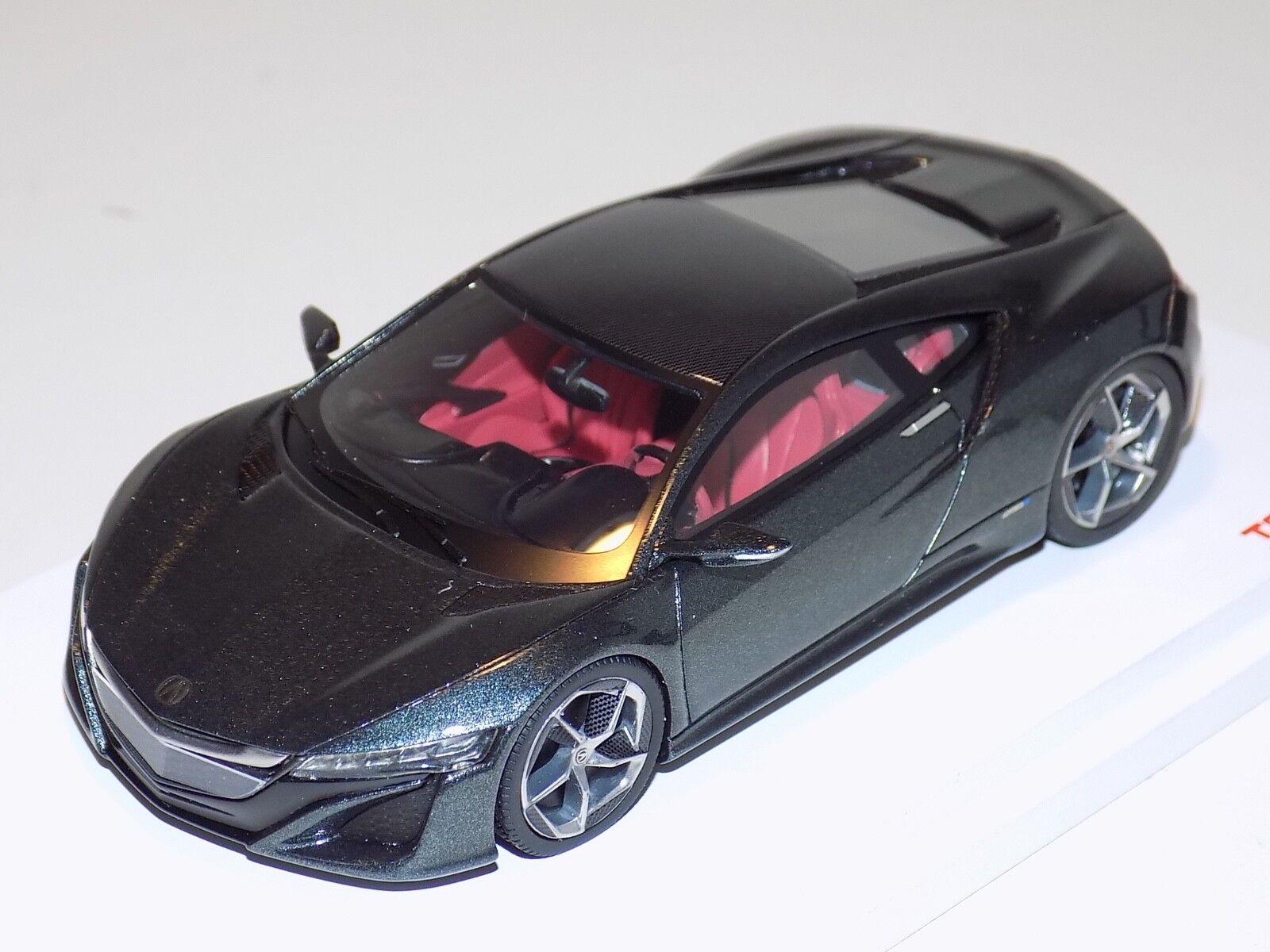 1 43 True Scale Models TSM Acura Honda NSX 2013 Detroit Auto Show  TSM134364