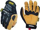 Mechanix Wear MP4X-75-009  Material4X M-Pact Work Gloves Medium Brown/Black