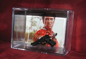 L@@K~SCARFACE & HIS PEACEMAKER (inspired) DISPLAY(YOU GET WHAT YOU SEE)