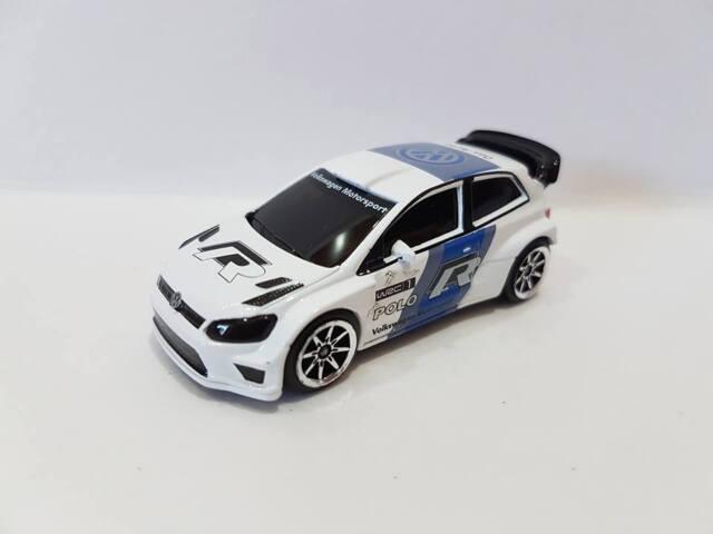 Majorette 1 57 Volkswagen Vw Polo R Wrc Ebay