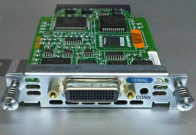 module,CCNA,CCNP card CISCO HWIC-1T