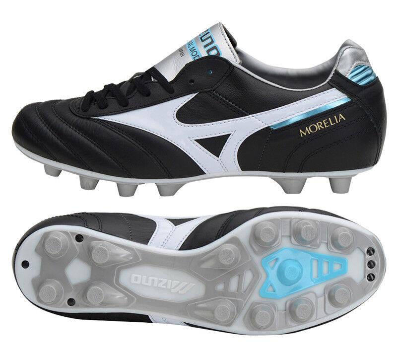 Mizuno Morelia II JAPAN (P1GA180102) Soccer Cleats scarpe Football stivali