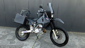 Image Is Loading 2014 2015 Suzuki DR650 DR650SE Safari 30L Long