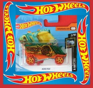 Hot-Wheels-2020-AERO-POD-21-250-NEU-amp-OVP
