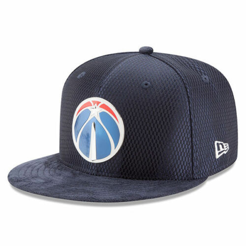 New Era NBA On Court Collection Draft 2017-18 9FIFTY Mens Snapback Cap Hat