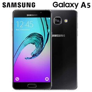 Unlocked-Samsung-Galaxy-A5-5-2-034-Telephone-Debloque-4G-Smartphone-16Go-Octa-Core