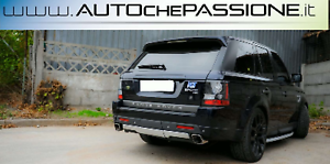 Paraurti-posteriore-Range-Rover-Sport-2005-gt-2013-Autobiography-look-Abs-terminali