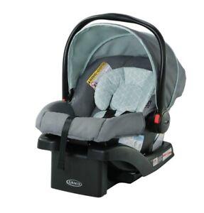 GRACO SNUGRIDE SNUGLOCK 30 INFANT CAR SEAT, WINFIELD ...