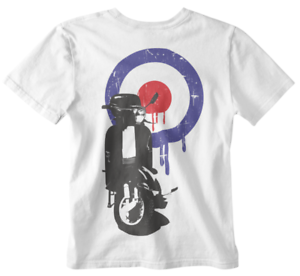 6a4b0c1c My Generation Mod Scooter Men's T-Shirt Jam Fashion The Who ...