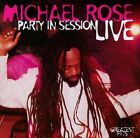Party in Session -- Live by Michael Rose (CD, Oct-1998, Rounder Select)