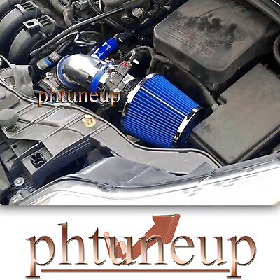 BLUE RED 2012-2014 FORD FOCUS 2.0 2.0L S SE TITANIUM RAM AIR INTAKE KIT