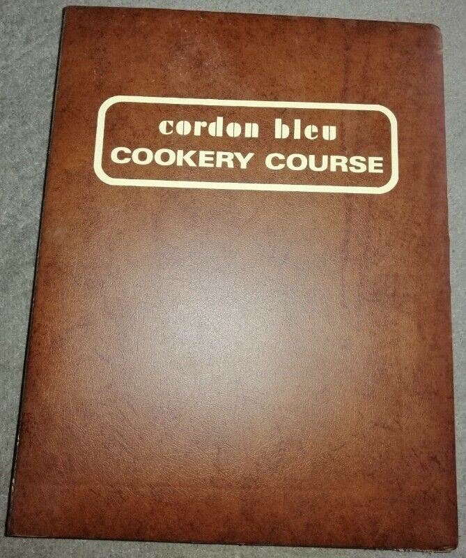 Book - Cordon Bleu Cookery Course 1