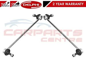 Para-Volvo-S60-S80-V70-XC70-XC90-Delantero-Genuino-Delphi-Anti-Roll-Bar-Enlaces-Par