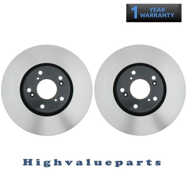 Pair Of Premium Disc Brake Rotors BR31354 Front LH&RH Fit
