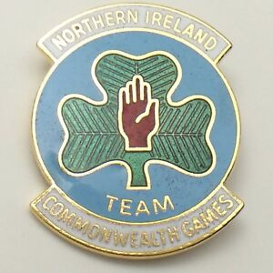 Commonwealth-Games-Team-Northern-Ireland-Pin-F916