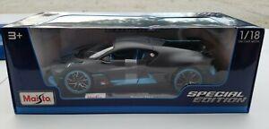 Maisto-2020-Bugatti-Divo-Edicion-Especial-1-18-Estilo-Exclusivo-Nuevo-En-Caja-31719