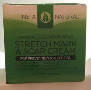 Cream Stretch Mark Scar Prevention Reduction Vitamin C Cocoa