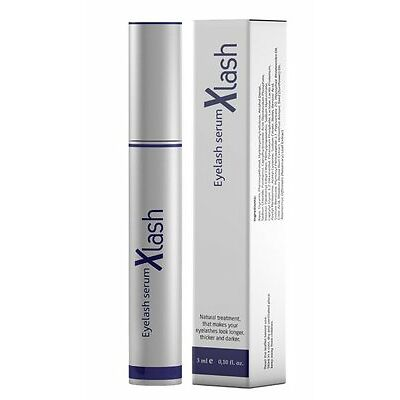 Xlash Eyelash Serum 3 ml - #1 Eyelash Enhancer - Eye Lash Rapid Growth!
