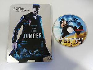 JUMPER-DVD-STEELBOOK-EXTRAS-HAYDEN-CHRISTENSEN-ESPANOL-ENGLISH-AM