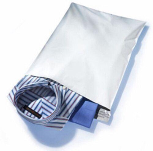 "1000 12x15.5 White Poly Mailer Self Sealing Shipping Envelopes Bags 12""X15.5"""