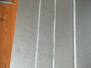 Depron foam  3mm x 1000mm x 400mm 12 Sheet Pack Grey