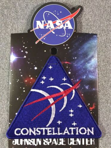 NASA CONSTELLATION PATCH Official Authentic SPACE 4in USA