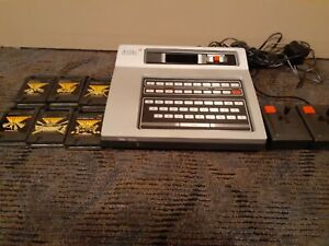 MAGNAVOX-ODYSSEY-2-CONSOLE-and-6-GAMES-NO-RESERVE