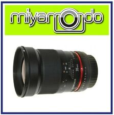 Samyang 35mm f/1.4 Lens For Canon Mount
