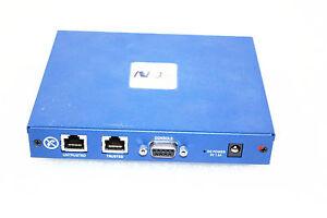 Juniper-NetScreen-NS-5XP-001-VPN-Firewall-Security-Appliance-w-o-Power-Adapter