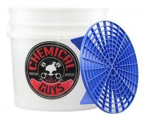 chemical guys 4 25 gallonen wascheimer mit cg logo und. Black Bedroom Furniture Sets. Home Design Ideas