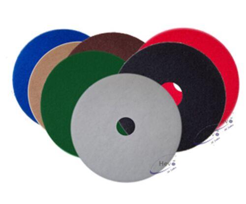 Super - Pads  Ø 410 mm – Stärke ca. 25 mm  Mix 5 Farben Numatic NPR 1515