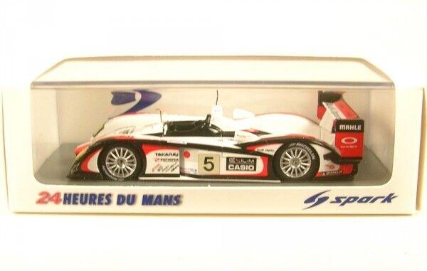 Audi r8 No. 5 Winner LeMans 2004 (p. ARA-R. Capello-T. Kristensen)