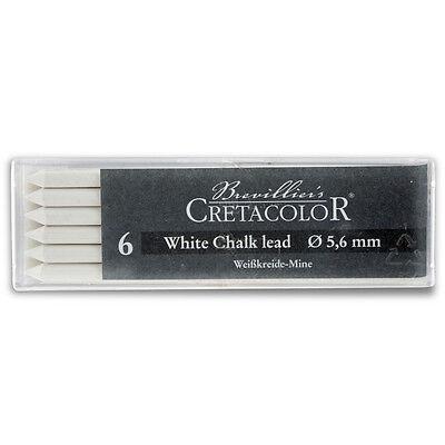Cretacolor - Artist Lead White 6 / Pack