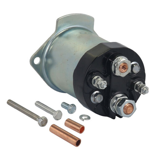 NEW 12V SOLENOID TELEDYNE CONTINENTAL ENGINES INDUSTRIAL F-163 12301483 1998262
