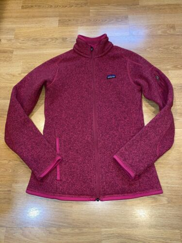 Patagonia Better Sweater jacket women's small