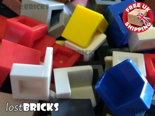 FREE POSTAGE Part 6231 + SELECT COLOUR 10 x NEW LEGO Plate 1x1x1 Corner