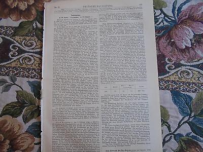 1880 ...bauzeitung 22 / Nachruf Woltmann Cluysenaar Barry MöChten Sie Einheimische Chinesische Produkte Kaufen?