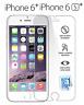 Original Protector de pantalla Cristal Templado para Apple iPhone 6s Plus & 6