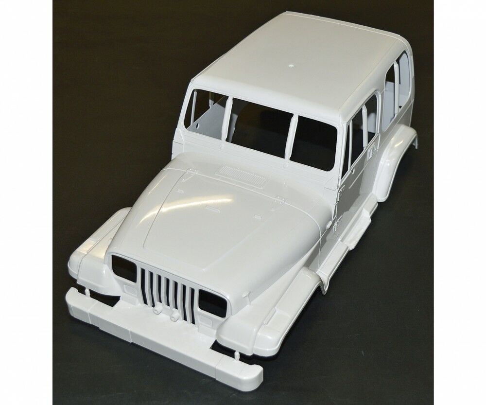 TAMIYA 309335171-carrozzeria JEEP WRANGLER 58429 ABS-NUOVO