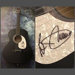 GFA Hooked on a Feeling B.J. THOMAS Signed Autograph Acoustic Guitar B3 COA
