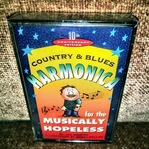 Country /& Blues Harmonica for the Musically Hopeless