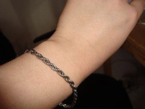 Armbånd, sølv, ukendt