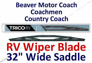 Details about Wiper Blade Beaver Motor Coach Coachmen Country Coach RV  Motorhome 32