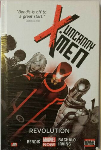 Uncanny X-Men Marvel Now Volume 1 Hardback, 2013 Revolution