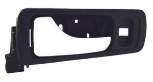 Left Front Inside Interior Inner Door Handle Black for 1996 - 2004 Acura 3.5 RL