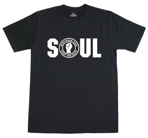 Northern Soul Keep The Faith Selection 11 Designs To Choose From T Shirt