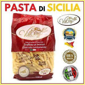 PENNE-RIGATE-PASTA-DI-SEMOLA-DI-GRANO-DURO-100-SICILIANO-500g-VALLOLMO-SICILIA