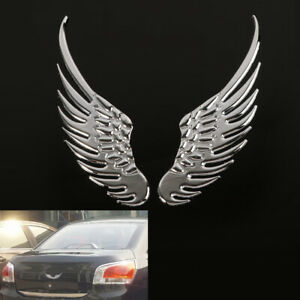 3D-Alloy-Metal-Angel-Hawk-Wings-Design-Car-Emblem-Badge-Decal-Logo-Sticker
